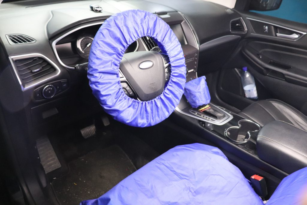 установка ГБО на Ford Edge
