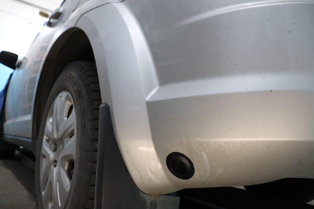 Установка ГБО на Dodge Journey