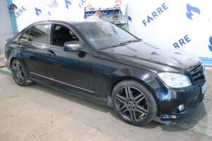 купить ГБО на Mercedes-Benz C300