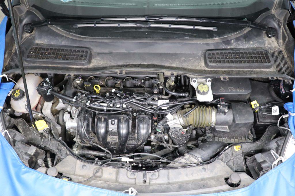 установка ГБО на Ford Escape