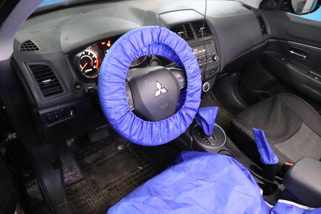 установка ГБО на Mitsubishi Outlander Sport