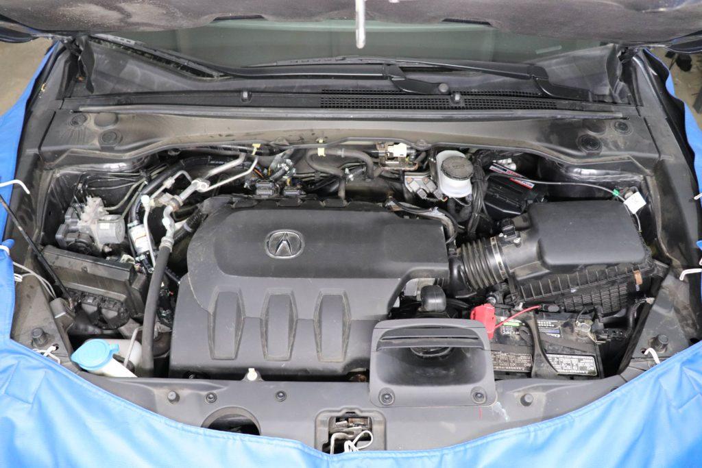 купить ГБО на Acura RDX