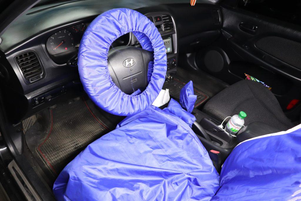установка ГБО на Hyundai Sonata