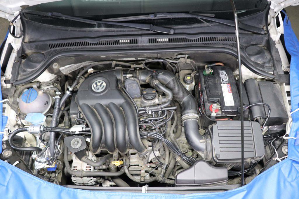 установка ГБО на Volkswagen Jetta