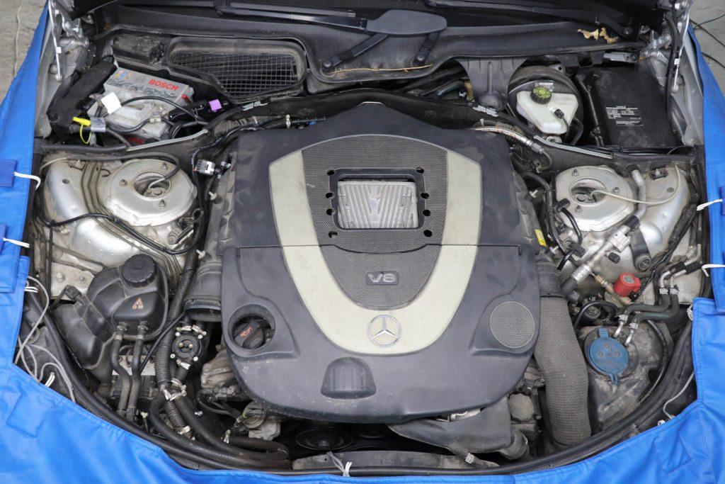 купить ГБО 4 на Mercedes-Benz S600