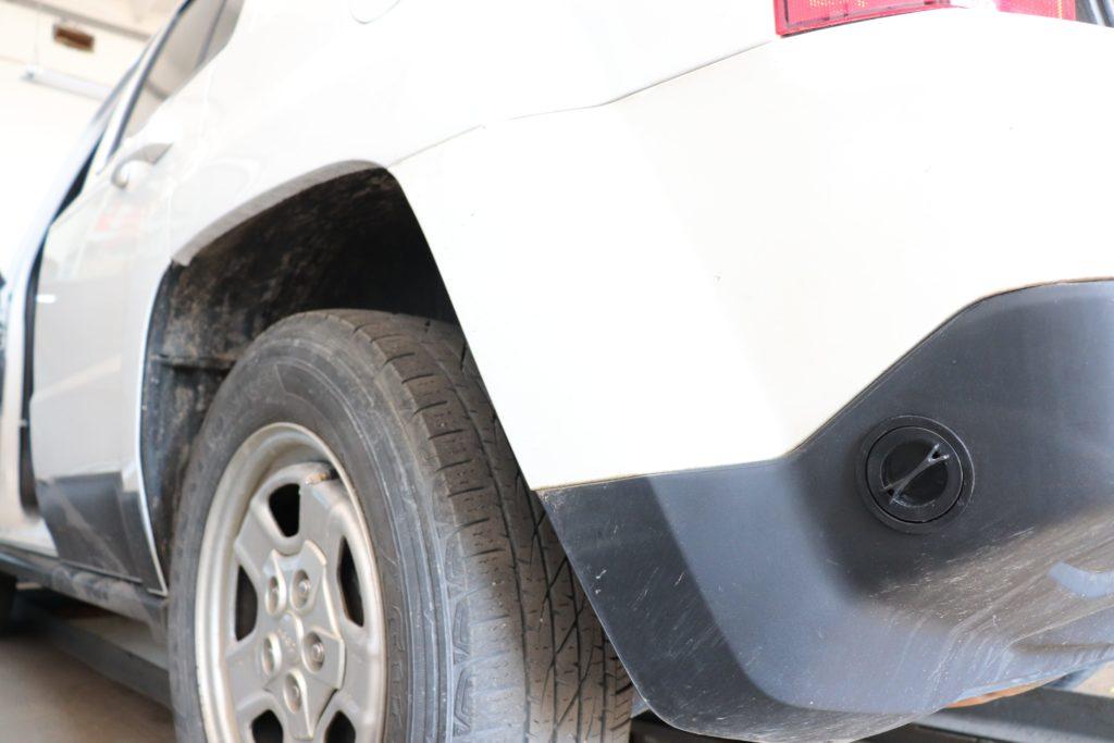 установка ГБО на Jeep Patriot