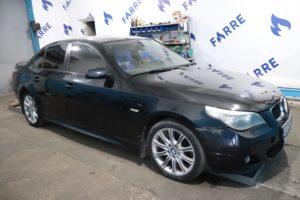 установка ГБО на BMW 530 Xi