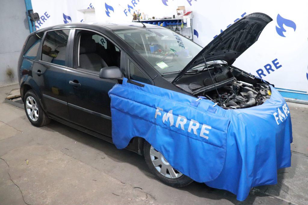 купить ГБО на Ford C-Max