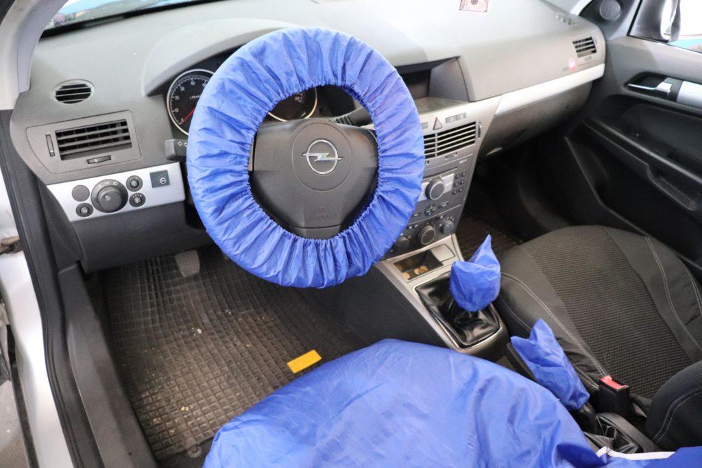 газобаллонное оборудование на Opel Astra