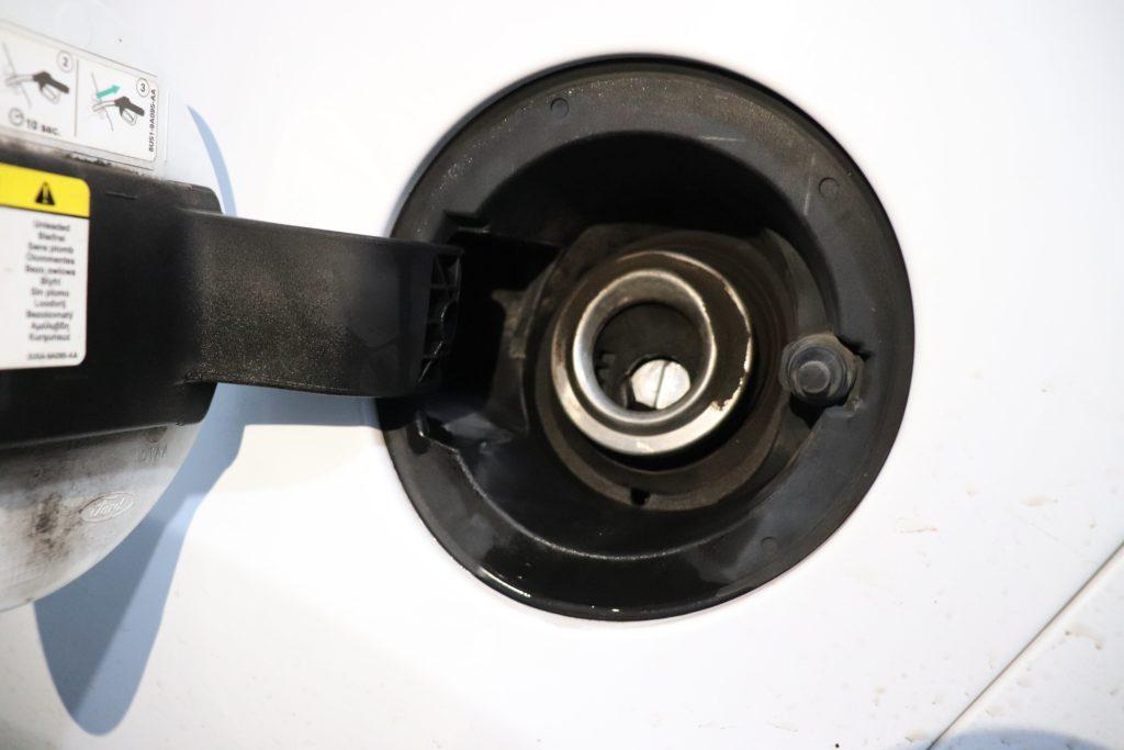 установка газобаллонного оборудования на Ford Fiesta