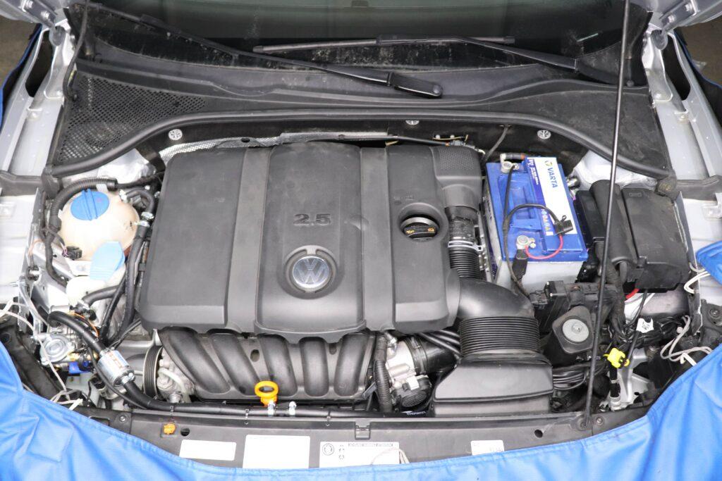установка газобаллонного оборудования на Volkswagen Passat