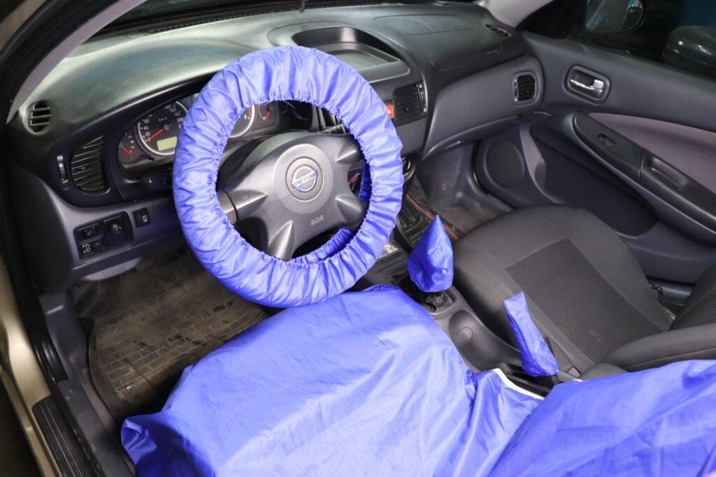 установка газобаллонного оборудования на Nissan Almera
