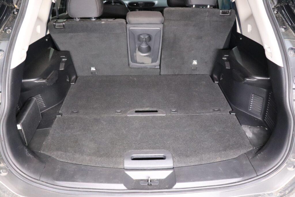установка газобаллонного оборудования на Nissan Rogue