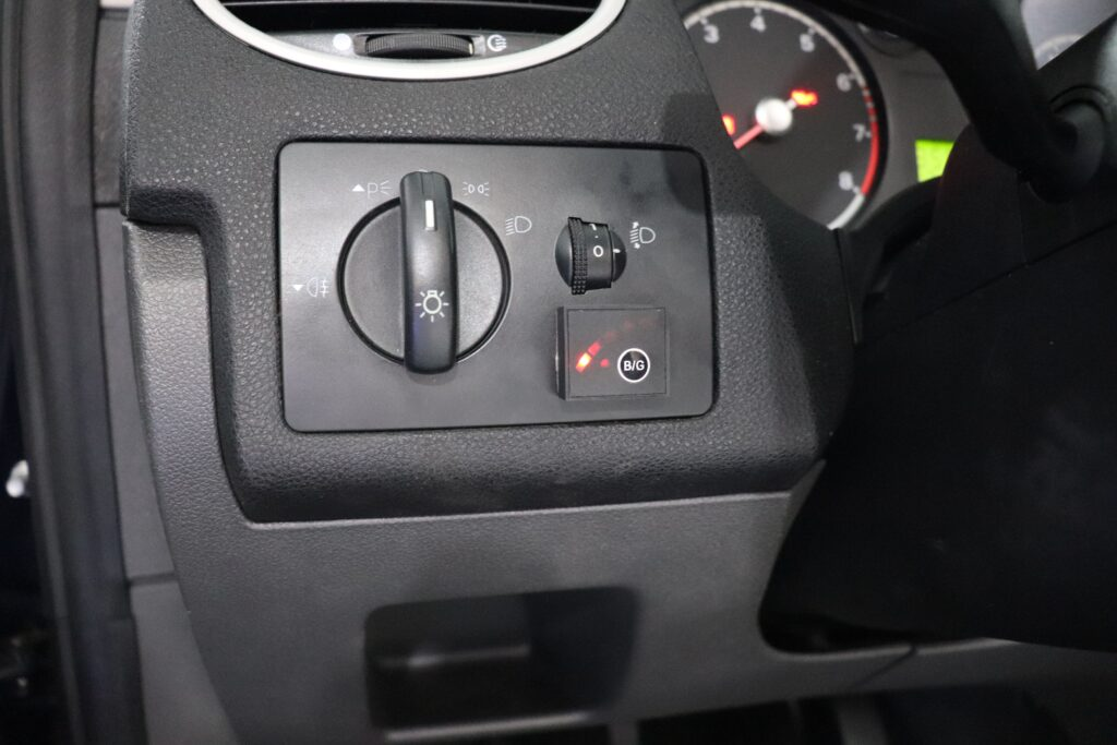 установка газобаллонного оборудования на Ford Focus
