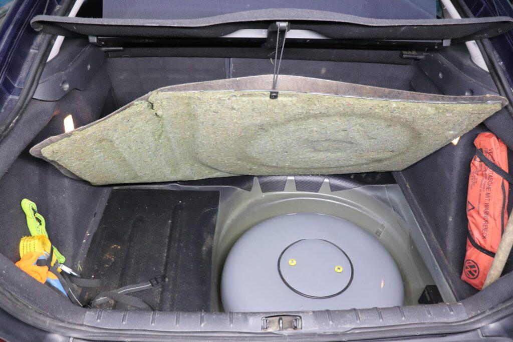 установка газобаллонного оборудования на Citroen C5
