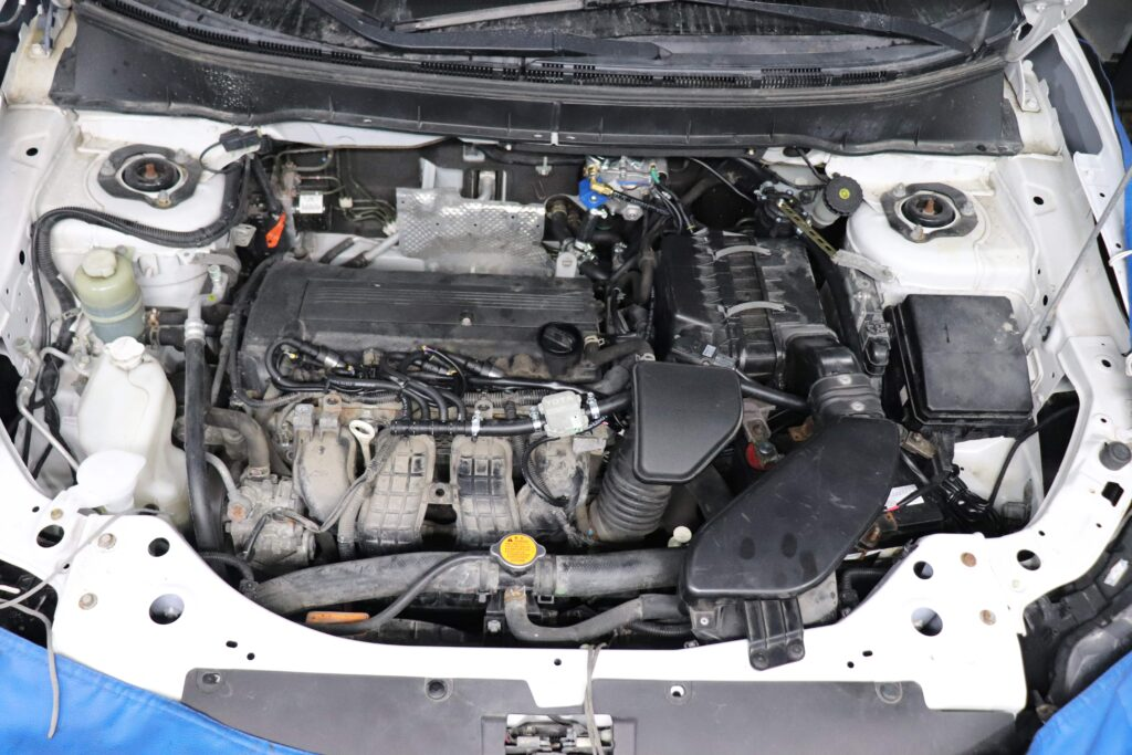 установка газобаллонного оборудования на Mitsubishi Outlander Sport