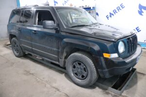 установка газобаллонного оборудования Jeep Compass