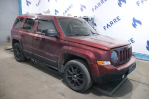 установка газобаллонного оборудования на Jeep Patriot