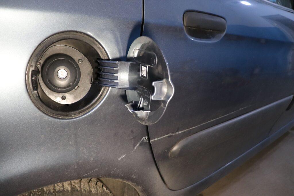 установка газобаллонного оборудования Citroen Xsara Picasso