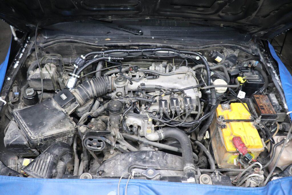 установка газобаллонного оборудования на Mitsubishi Pajero Sport