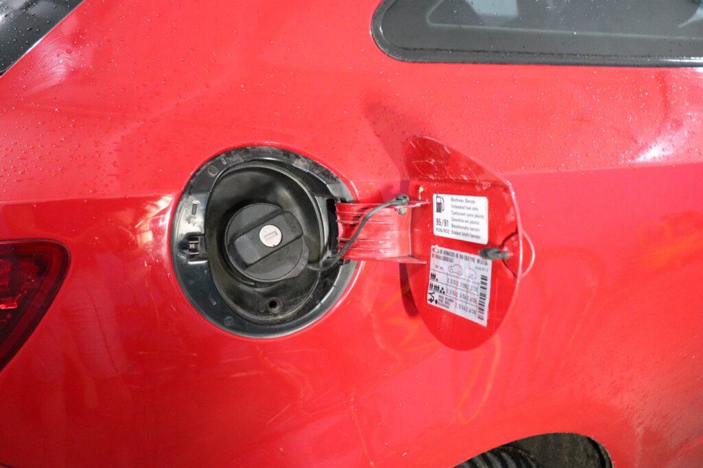 установка газобаллонного оборудования на SEAT Ibiza