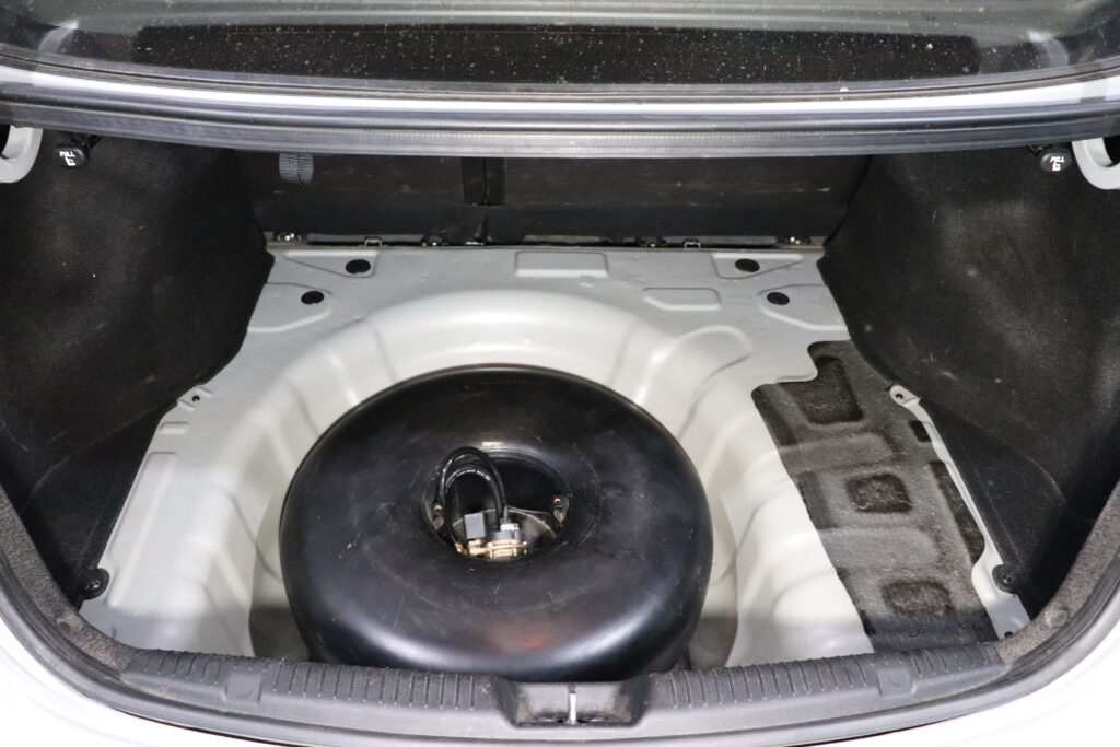 установка газобаллонного оборудования на Hyundai Elantra