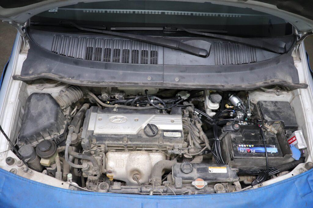 установка газобаллонного оборудования на Hyundai Matrix